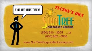 preview picture of video 'Tucson Corporate Housing Specialists - (520) 940-3025'
