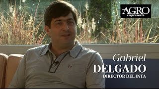 Gabriel Delgado - Director del INTA