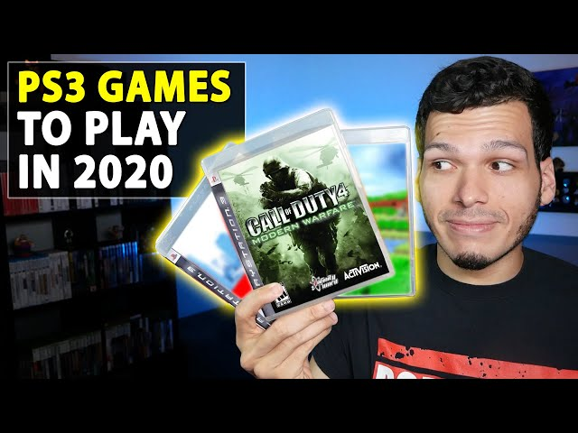 Why You Should Play These PS3 Games in 2020 - PS3 Games to Play in 2020 - Player Juan