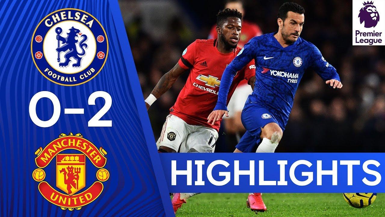 Chelsea vs Manchester United [Mon, Feb 17, 2020]