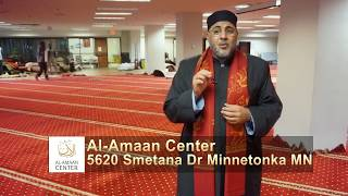 Watch Sh Jamel's Special Video Welcoming Ramadan at Al-Amaan Center