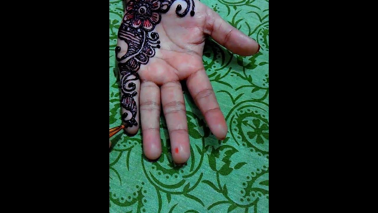 bridal mehndi designs full hands by munni mehndi design