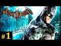 Batman Return To Arkham 1 O In cio Do Jogo Arkham Asylu