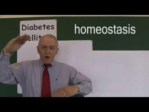Typ-2-Diabetes Haut