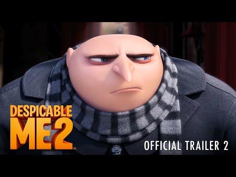 Despicable Me 2 (2013) Trailer 2