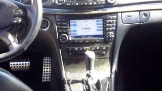 2008 E63 AMG Parker