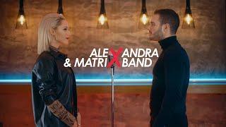 Corona   Izvini Mama   (Mashup)   Alexandra & Matrix Band Vs Riste Risteski