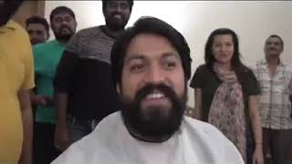 KGF Yash Kirataka 2 New Hairstyle new look after 2 years