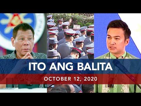 [UNTV]  UNTV: Ito Ang Balita | October 12, 2020