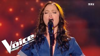 Candice Parise - « Take Me to Church » (Hozier) | The Voice 2017 | Blind Audition