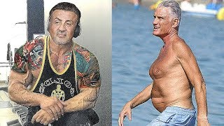 Sylvester Stallone Vs Dolph Lundgren Transformation ★ 2019
