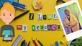 Teacher's Day Special Whatsapp Status video// My Best Teacher/ Tribute To My Teachers 👩🏫 👩🏫