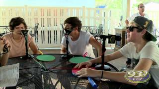 One Direction Backstage Interview in Tampa, FL