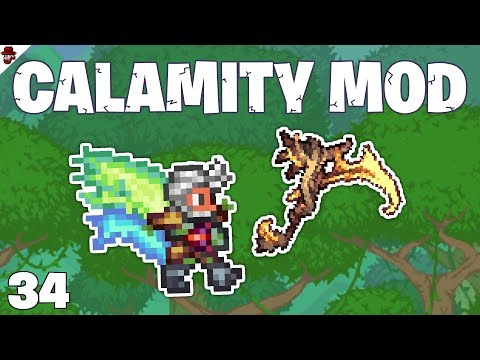 Terraria # 34 TELEPORT ANYWHERE!  - Calamity Mod Let's Play