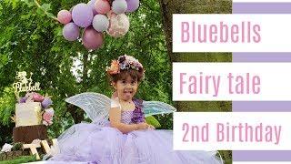 BLUEBELLS FAIRY TALE 2ND BIRTHDAY