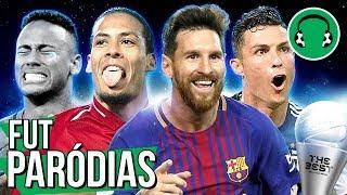 ♫ QUEM VAI SER O MELHOR DO MUNDO FIFA? | Paródia Uma Nora Pra Cada Dia   Kevinho