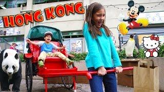 The HONG KONG Paper Bag CHALLENGE!