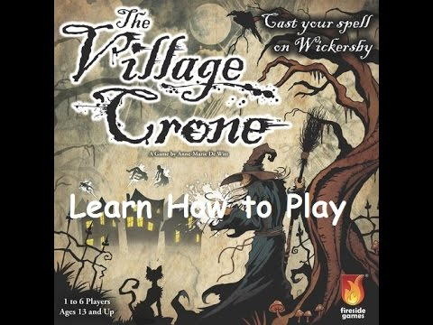 Learn How to Play Village Crone in 6 Minutes