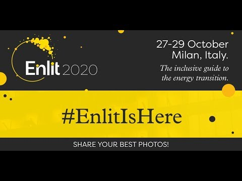 Enlit is the new name for European Utility Week & POWERGEN Europe