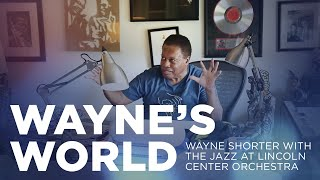 Wayne's World: Wayne Shorter With The Jazz At Lincoln Center Orchestra