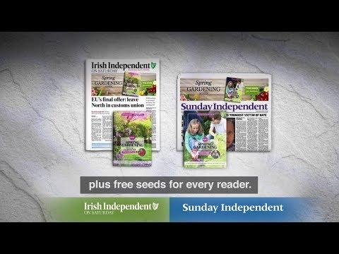 Irish Independent and Sunday Independent Spring Gardening Series