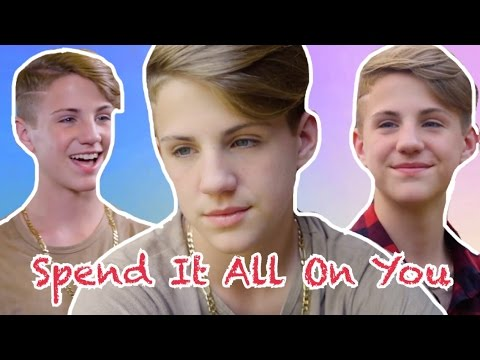 MattyB - Spend It All On You (pictures)