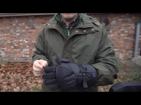 Alpenheat Beheizte Handschuhe Fire Mitten