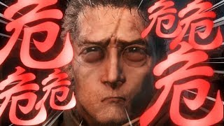 Sekiro: Press Buttons to Not Die