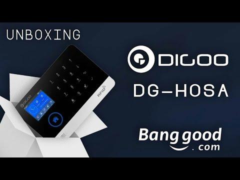 Unboxing Digoo DG-HOSA (Banggood)   DM Channel