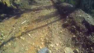 preview picture of video 'MTB Campo dei Lupi - Via dei Mulini [Monti Pisani, Vicopisano]'