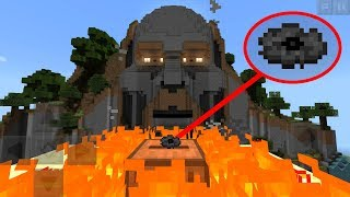 Never Play Disc 11 At Temple Of Notch Seed In Minecraft Scary Minecraft Seed Minecraftvideos Tv
