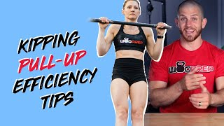 Efficiency Tips: Pull-ups (Kipping & Chest-to-Bar!)
