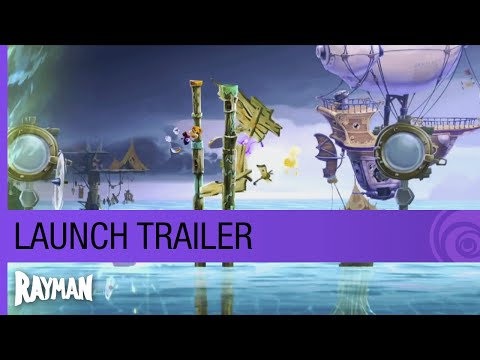 Rayman Legends Launch Trailer [US] thumbnail