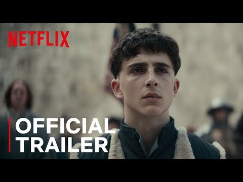 Major New Netflix Movie Shot In Lincoln And Produced By