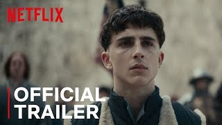 Trailer of The King (2019)