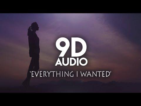 Billie Eilish - everything i wanted (9D AUDIO) 🎧