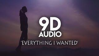 Billie Eilish   Everything I Wanted (9D AUDIO) 🎧