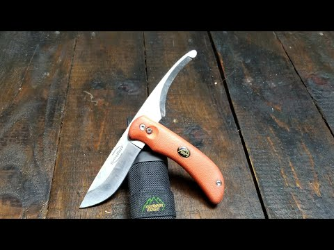 The Best Hunting knife Outdoor Edge Swing blade Hunting knife Review