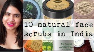 Best 10 Face Scrubs & Packs In India For Oily & Dry Skin | Affordable To Highend Skin Care In Hindi