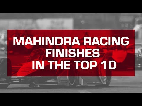 Mahindra Racing Finishes In The Top 10 | Berlin E-prix Highlights | Formula  E