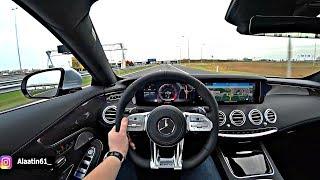 Mercedes S63 AMG 4Matic+ Coupe 2018 TR'de Ilk Kez   2.500.000 Milyon TL