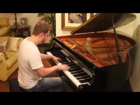 Brazilian Music - Tico Tico no fuba on piano