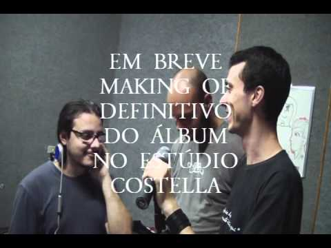 Banda Reversi (Novo Album) - Making of (Parte 5)
