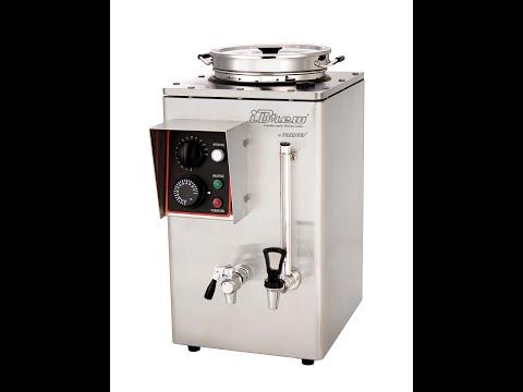 Pradeep Tea Boiler With Timer