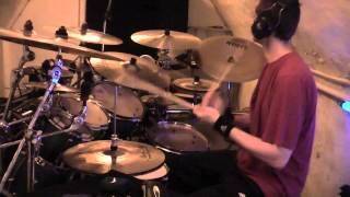Dream Theater - The Great Debate | DRUMCOVER by Mathias Biehl