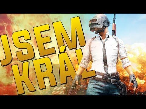 JSEM KRÁL! - PLAYERUNKNOWN'S BATTLEGROUNDS | SOLO #1