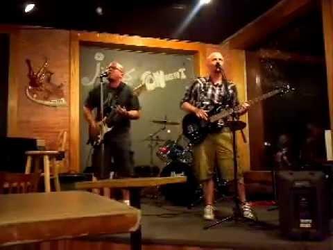 McBluff; Live at Jive's Coffee Lounge, 9/5/2012