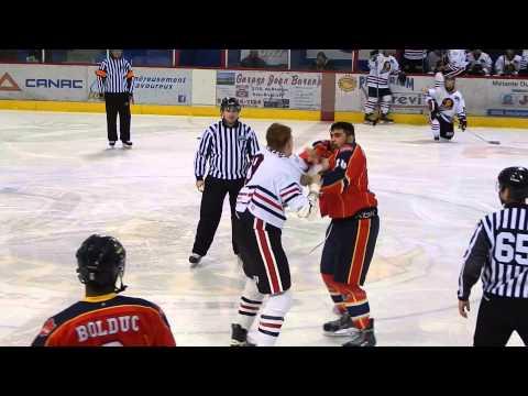 Boby Fugère vs. Mike Varhaug