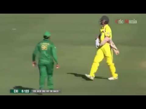 Download today cricket match Pakistan vs Australia 2nd Odi highlights jan15 2017   YouTube Mp4 HD Video and MP3