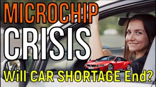 CAR SHORTAGE CRISIS: IS IT GETTING WORSE? MICROCHIP AUTOMOTIVE NEWS: The Homework Guy, Kevin Hunter